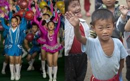 Trẻ em Triều Tiên chỉ toàn ăn ngon, mặc đẹp...?