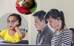 Cặp tình nhân đánh bé 3 tuổi chấn thương sọ não lĩnh án