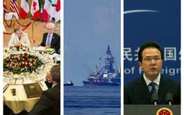 G7 lên tiếng về Biển Đông, TQ đáp lại bằng gièm pha, dọa nạt