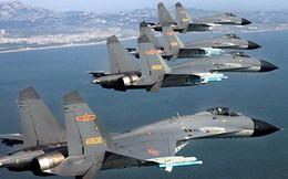 Biển Hoa Đông hỗn loạn vì Trung Quốc tập trận