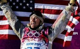 Sochi 2014: Vận động viên Mỹ được huy chương sẽ phải đóng thuế
