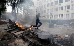 Ngày đẫm máu ở Đông Ukraine
