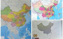 Sự khác nhau giữa các bản đồ cũ - mới của TQ cho thấy điều gì?