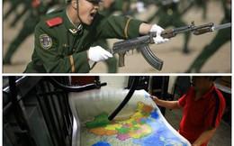 """""""Cú ngoạm in rõ dấu răng của Trung Quốc vào lãnh thổ Ấn Độ"""""""