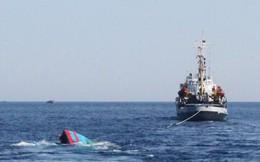 Yêu cầu Đại sứ quán TQ cung cấp thông tin về chủ tàu vỏ sắt