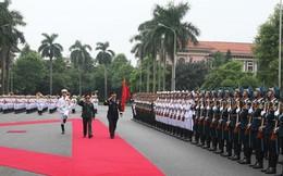 Báo Mỹ bình luận việc tướng cấp cao tới thăm Việt Nam