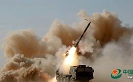 ẢNH: TQ diễu võ giương oai bằng pháo phản lực nhái BM-30 Nga