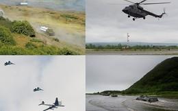 [ẢNH+VIDEO] Mục kích 10 vạn binh sĩ Nga tập trận cực lớn