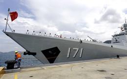 """Điều tàu Aegis tập trận với Mỹ, TQ """"vạch áo cho người xem lưng""""?"""