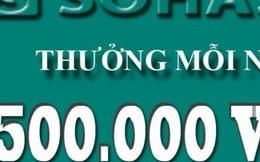 CTV PHÁP LUẬT ĐƯỢC THƯỞNG 500.000 ĐỒNG CHO TIN BÀI NGÀY 14/7