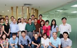 Nhà báo Hà Đăng chúc mừng báo điện tử Trí Thức Trẻ ngày 21/6