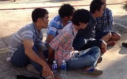 Thông tin mới về nhóm giang hồ nã súng vào cảnh sát ở Bình Thuận