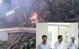 Vụ máy bay rơi: Ba nạn nhân vẫn còn hy vọng