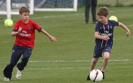 Bỏ Man United, Beckham gửi quý tử đến Arsenal