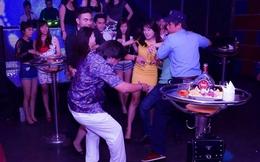 Xôn xao ảnh Miss Teen Bích Trâm bị đánh ghen trong bar