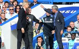 """Mourinho và chuyện """"những kẻ thất bại thô lỗ"""""""