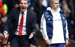Mourinho-Rodgers: Có không, một cuộc đổi vai?