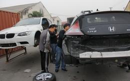 """BMW, Lexus, Honda bạc tỷ """"đội lốt"""" lô hàng kim loại vào Việt Nam"""
