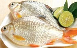 5 bệnh không ngờ phải kiêng không ăn cá