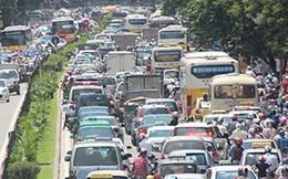 Sáng mai, Hà Nội cấm ô tô tuyến Xuân Thủy - Cầu Giấy