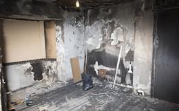 Căn phòng cháy rụi vì đốt nến mở tiệc đón người yêu