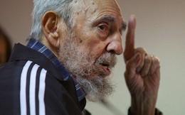 """Fidel Castro: """"Putin không bao giờ làm những chuyện ngu ngốc"""""""