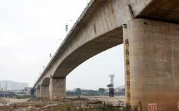Cầu Vĩnh Tuy nứt không chỉ do co ngót bê tông
