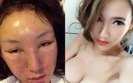 Sự thật đằng sau nhan sắc của các hot girl Trung Quốc