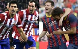 Chỉ có Atletico mới chia rẽ được Barca-Real