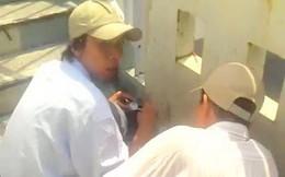 Công khai chích ma túy ở Sài Gòn