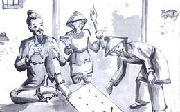 Đề đọc hiểu số 9 & Đáp án: Quản ngục rơi nước mắt, vái lạy tử tù