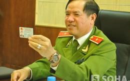 Tướng Trần Văn Vệ đồng tình với việc giữ nguyên tên CMND