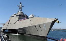 Bên trong siêu hạm 3 thân USS Coronado Hải quân Mỹ vừa biên chế