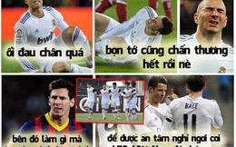 Sao Real nô nức đau chân để ngồi nhà xem U19 Việt Nam