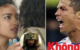 """Đẹp trai, tài năng, giàu có nhưng Ronaldo vẫn mất """"gấu"""""""