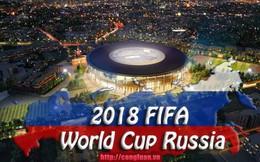"""Vùng """"nóng"""" Crimea đòi nhúng tay vào VCK World Cup 2018"""