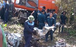 Chiến sĩ thứ 20 trong vụ rơi máy bay ở Hòa Lạc hy sinh