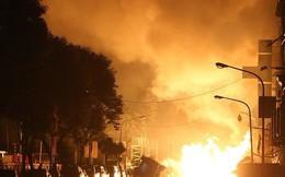 Cảnh tượng kinh hoàng vụ nổ khí gas rung chuyển Đài Loan