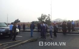 """Dân rải đinh, chặn xe Bộ trưởng: Đừng để """"quá mù ra mưa"""""""