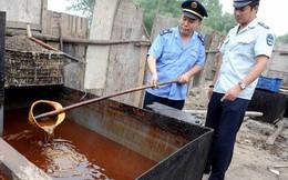 Công nghệ chế biến dầu ăn siêu bẩn gây sốc ở Trung Quốc