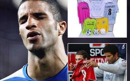 Cựu thủ thành ĐT Anh phải bán áo đấu sống qua ngày