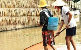 Một công nhân tranh thủ đi rà cá bị điện giật tử vong