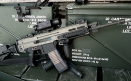 CZ 805 - Súng trường tấn công độc đáo có thể bắn nhiều loại đạn