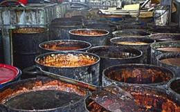 Lại phát hiện dầu ăn làm từ nguyên liệu chỉ dành cho động vật