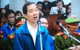 Tòa đang có nhật ký của Dương Chí Dũng