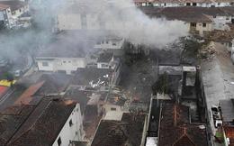 Bất thường hộp đen phi cơ chở ứng viên Tổng thống Brazil gặp nạn