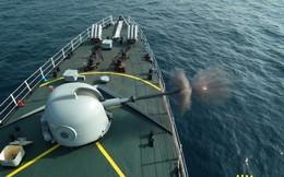 ẢNH: Cận cảnh vũ khí Triều Tiên trên khinh hạm tên lửa Myanmar
