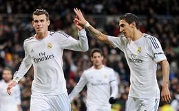 "Real: Cột mốc 500 và ""lời giải"" Bale - Di Maria"