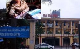 """Chóng mặt vì giá vé gửi xe """"nhảy"""" từng giờ ở ga Hà Nội"""