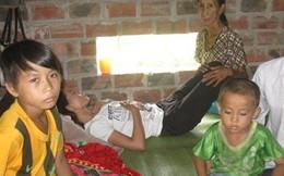 Phụ nữ 4 con nguy kịch vì đòn ghen vô cớ